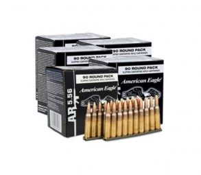 Federal 5.56 - 450rds